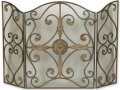 Uttermost Fire Screen Jerrica