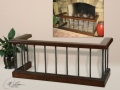 Uttermost Fireplace Fender