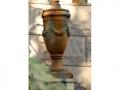 orlandi urn with lid