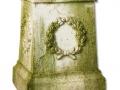 orlandi wreath pedestal