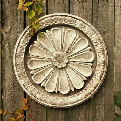orlandi statuary wall d cor medallions planters patio and
