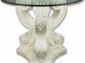 orlandi acanthus leaf table base
