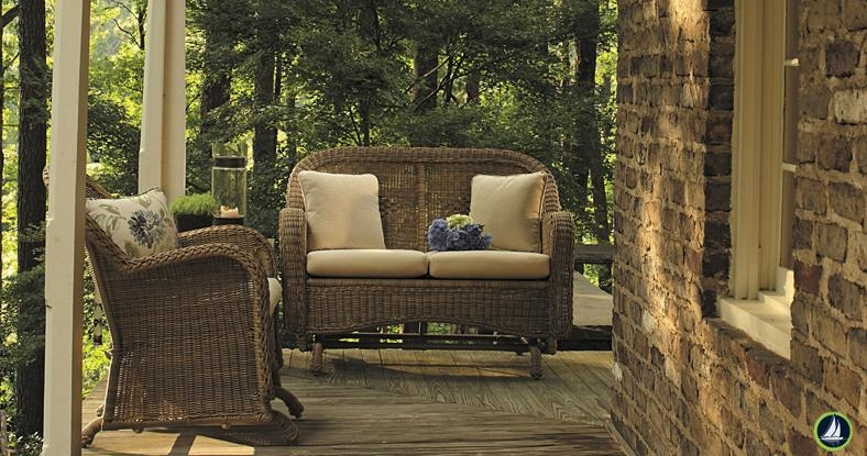 Summer Classics Wicker Natural Furniture