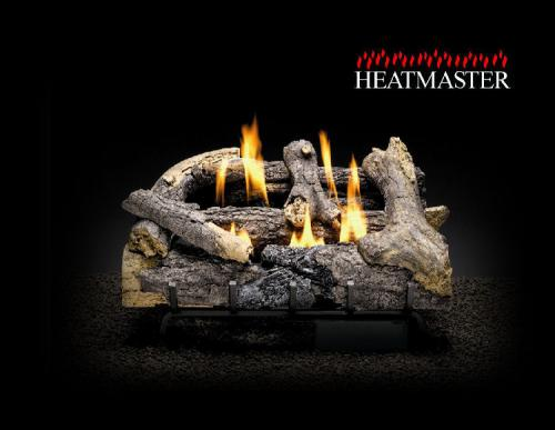 Heatmaster Vent-Free Gas Logs